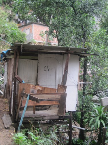 Macega and Rocinha: The Dream of Decent Housing