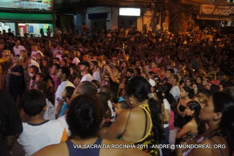 Via Sacra Unites Rocinha