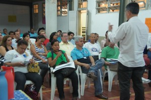 Laboriaux Residents Meeting