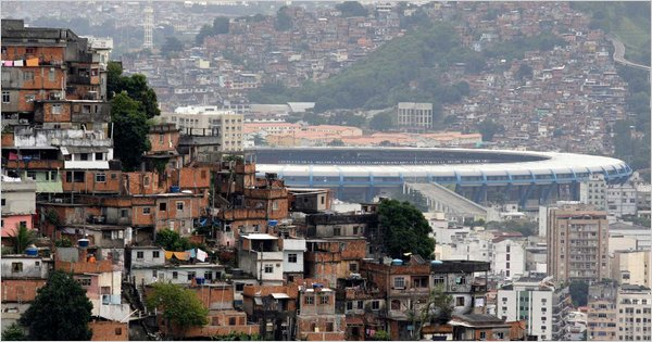 Renovated Maracanã Shuts Out Rio's Poor