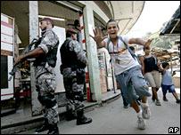 Rio de Janeiro's Militias