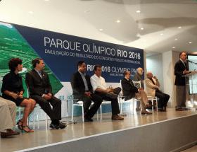AECOM Wins Bid To Build Olympic Park