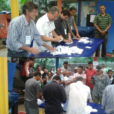 Laboriaux welcomes its newly formed residents association