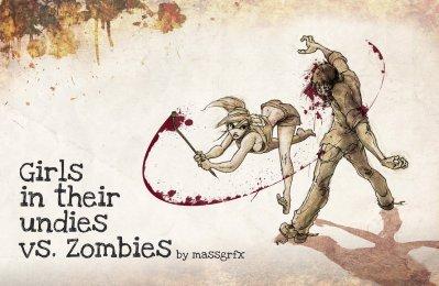 babes vs zombies 7