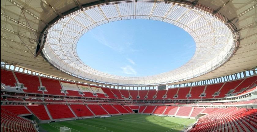 Flamengo pretende jogar contra o Santos em Brasília