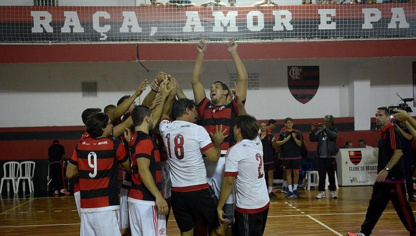 Muita emoção! Flamengo vence Botafogo em sua estreia na Superliga B