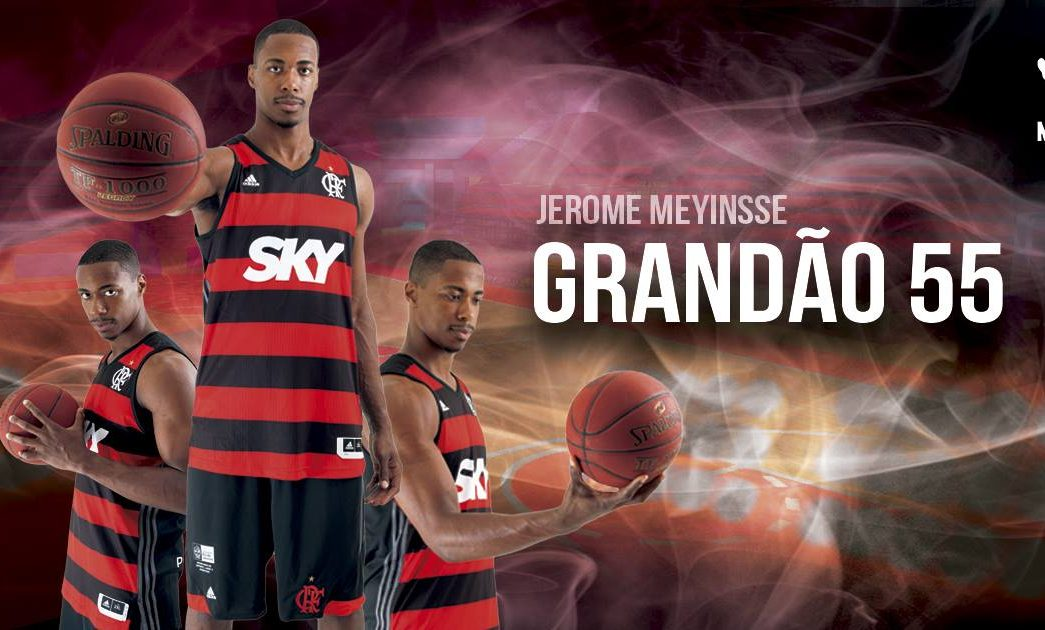 O adeus de Meyinsse do Flamengo