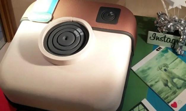 O Instagram que até cego vê