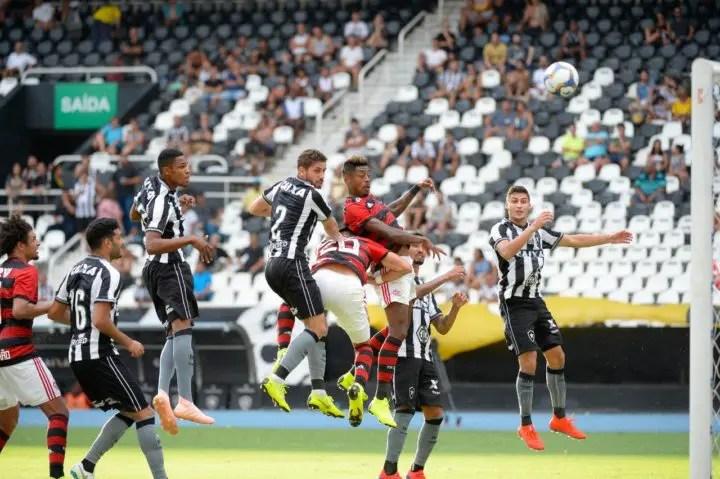 Botafogo confirma que clássico contra o Flamengo terá transmissão para Portugal