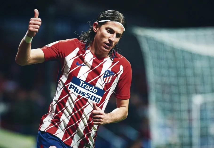Atlético de Madrid fará proposta nos moldes que Filipe Luís deseja, diz Marca