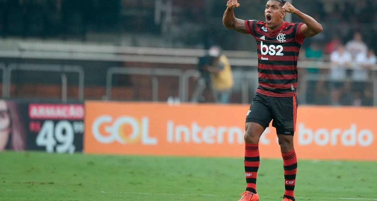 Confira quanto o Flamengo irá receber pela saída de Berrío