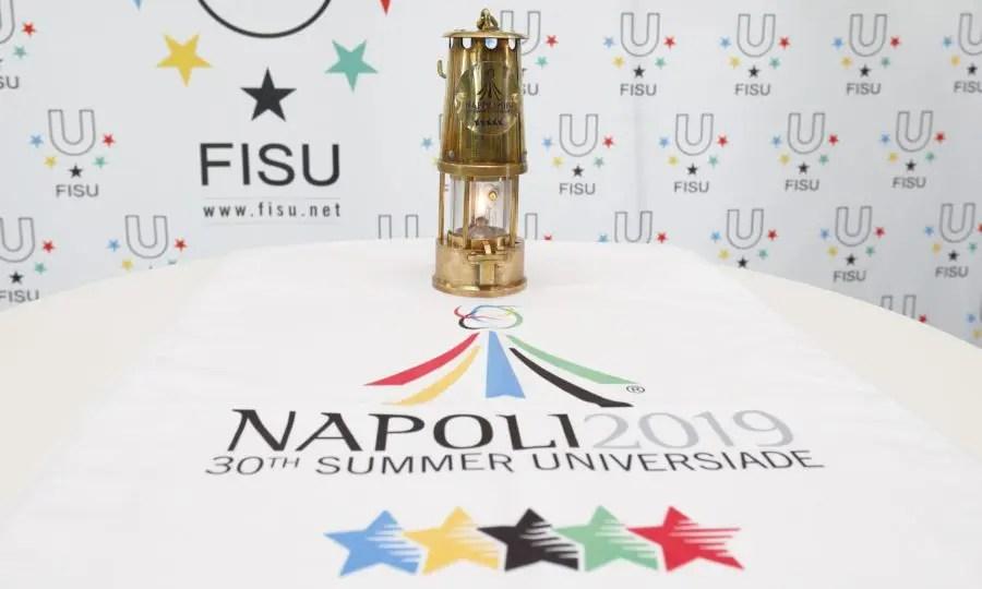 Quatro atletas do Flamengo representarão o Brasil na Universíade 2019