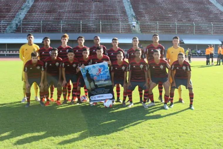 Garotos do Ninho aplicam mais uma goleada na Copa 2 de Julho