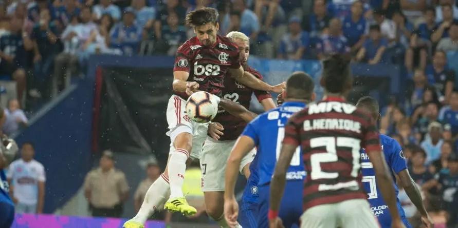 Emelec 2×0 Flamengo: atuações e notas