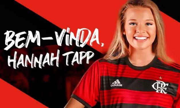 Vôlei: de volta à Super Liga, Fla anuncia contratação de Hannah Tapp, da seleção americana