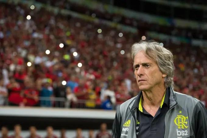 Pula uma casa e entra no 3: uma análise do Flamengo de Jorge Jesus após espanto de Everton Silva