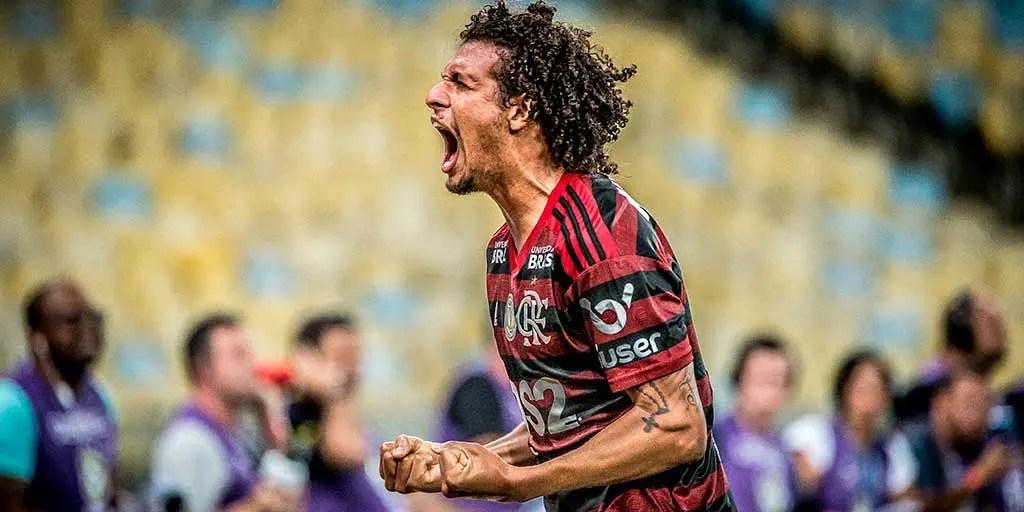 willian arao flamengo gremio efeito jorge jesus futebol brasileiro