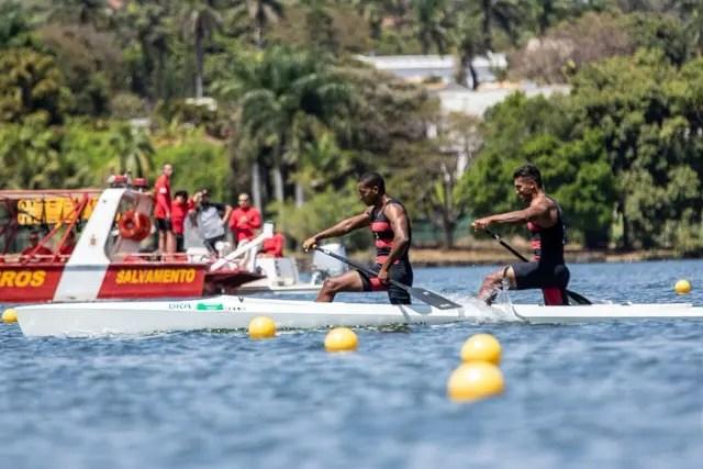 Canoagem: atletas rubro-negros conquistam medalhas no Campeonato Brasileiro Interclubes de Canoagem