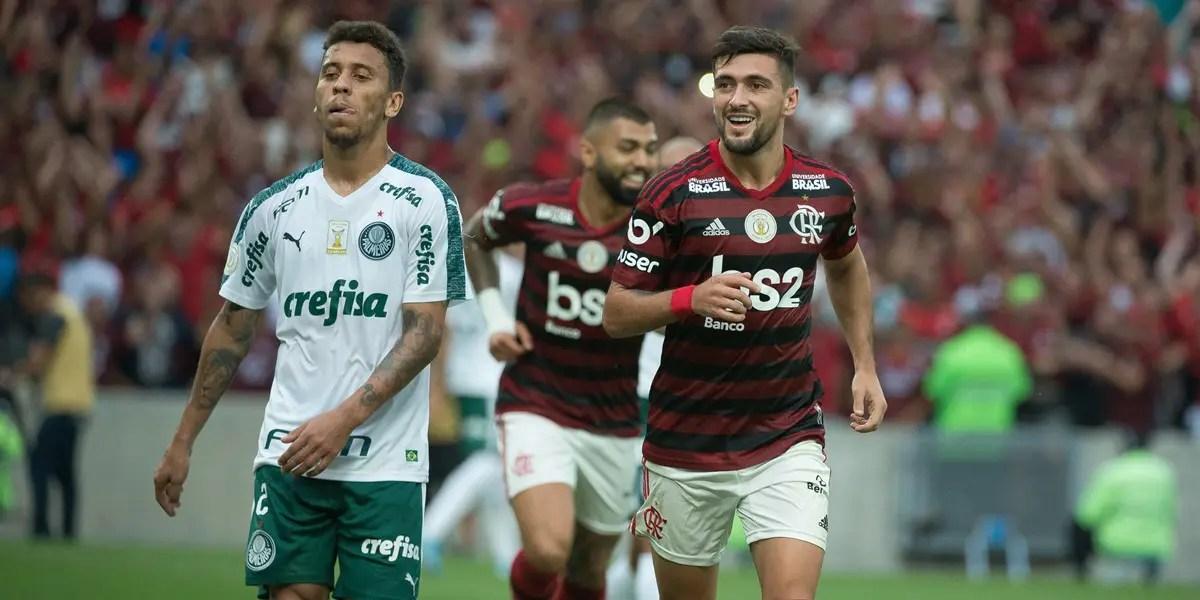 Flamengo termina primeiro turno sem perder para paulistas; Saiba quantas vezes rubro-negro conseguiu o feito