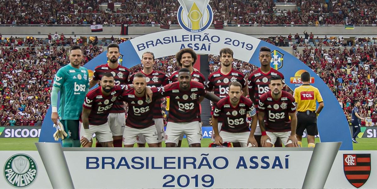 """Flamengo domina seleção do """"Bola de Prata"""" da ESPN"""