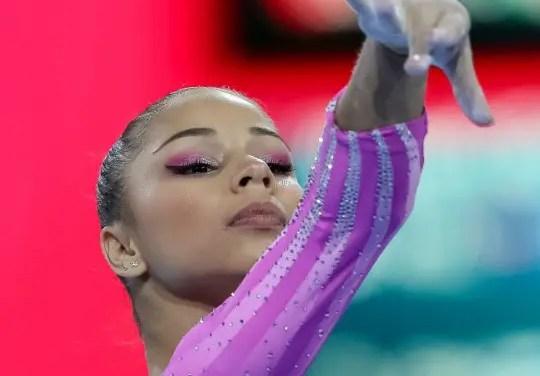 Ginástica artística: Flávia Saraiva conquista vaga nas Olimpíadas de Tóquio 2020
