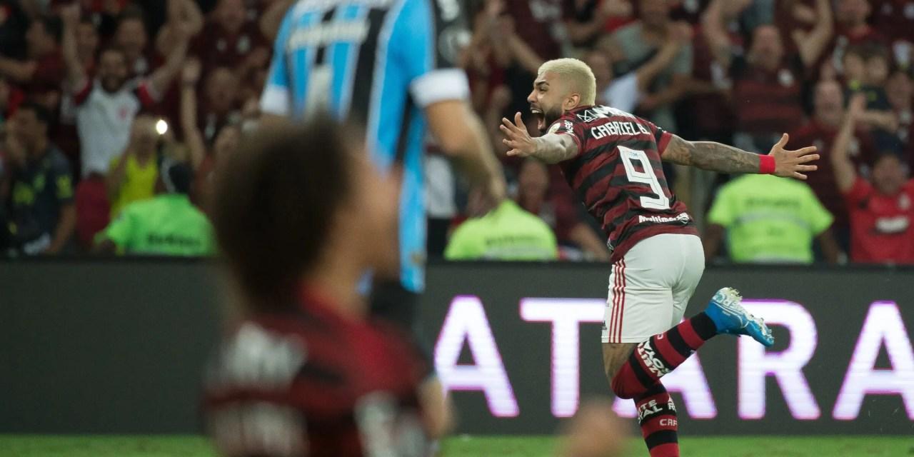 Flamengo se iguala ao San Lorenzo e aplica uma das maiores goleadas em semi de Libertadores