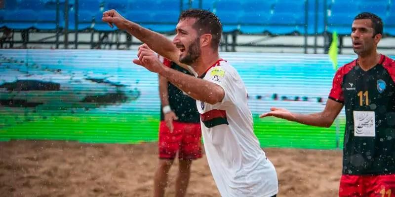 Flamengo Beach Soccer vence a segunda seguida e lidera grupo na Liga Mundial
