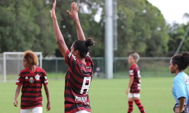 Flamengo/Marinha vence novamente e conhece adversário na semifinal do Carioca Feminino