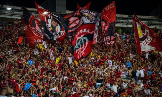 Flamengo x CSA: jogo terá torcida única do Flamengo no Maracanã