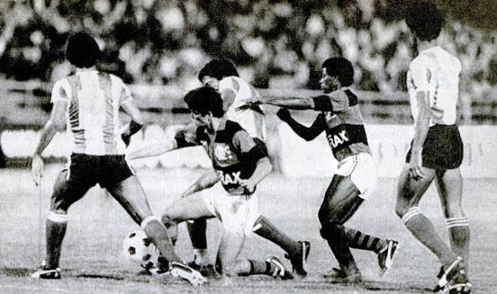 Como era o mundo na última vez que o Flamengo esteve na semifinal da Libertadores