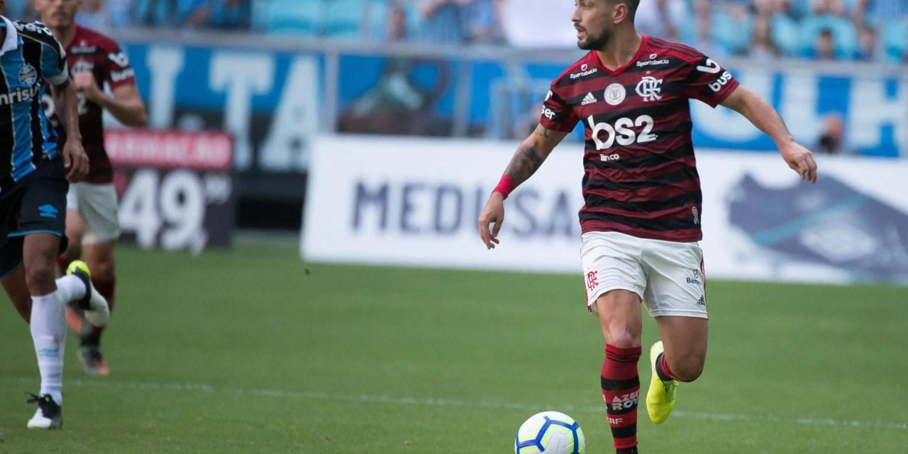 #EnqueteMRN: Arrascaeta é eleito o craque do jogo na vitória contra o Grêmio