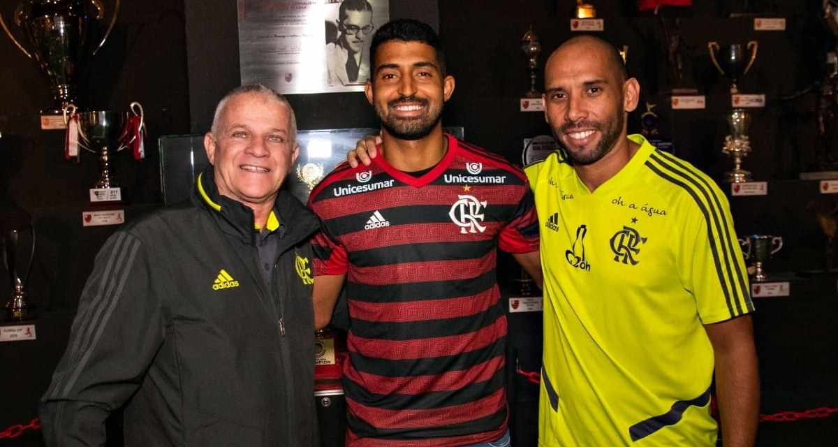 Flamengo Beach Soccer anuncia reforço de nível mundial para 2020