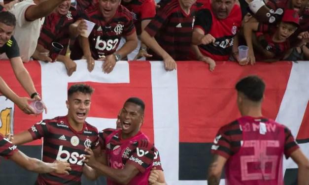 Téo Benjamin: Flamengo 3×1 Bahia (análise da partida)