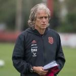 Conversas avançam e Jorge Jesus fica perto de renovar com o Flamengo até o fim de 2020