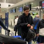 Reforço do Flamengo, Pedro embarca rumo ao Rio de Janeiro