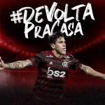 Jornalista do GE critica anúncio de Pedro pelo Flamengo