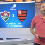 Globo explica rejeição a pedido 'muito acima' do Fla por Carioca