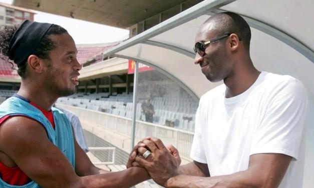 LEMBRA DISSO? Kobe Bryant negociou com o Flamengo em 2011