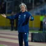 Jesus aponta melhora do Flamengo no segundo tempo e elogia Independiente del Valle