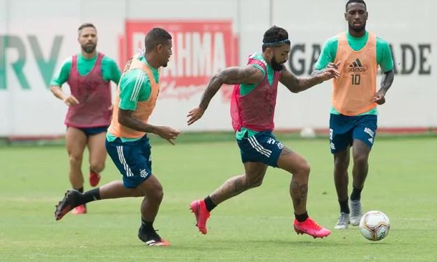 Flamengo terá nova estreia contra o Madureira; veja provável escalação