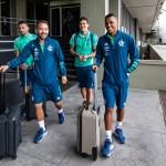 Sem estrear, Pedro Rocha e Thiago Maia já são campeões pelo Flamengo