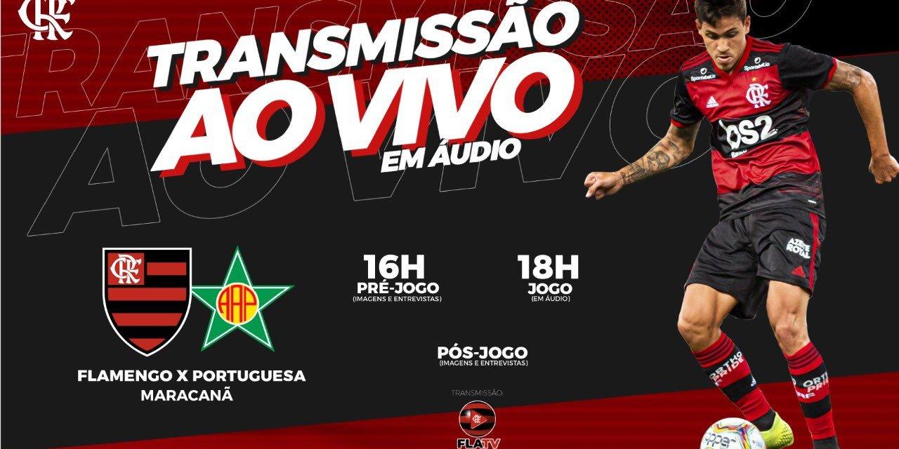 """Coronavírus fará Flamengo ter seu primeiro jogo sem """"transmissão""""; portão fechado impedirá lives piratas no Maracanã"""