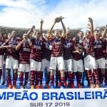 Flamengo tem jogo adiantado pelo Brasileirão Sub-17