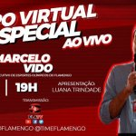 Diretor de esportes olímpicos, Vido revela ideia de rodada tripla do Flamengo