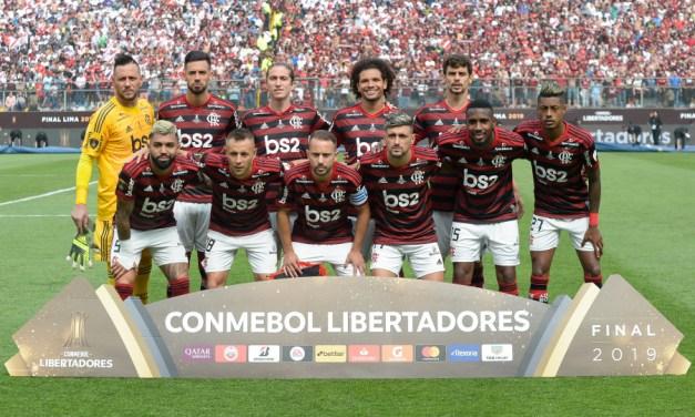 SBT fecha contrato com a Conmebol e deve transmitir dois jogos do Flamengo na fase de grupos da Libertadores