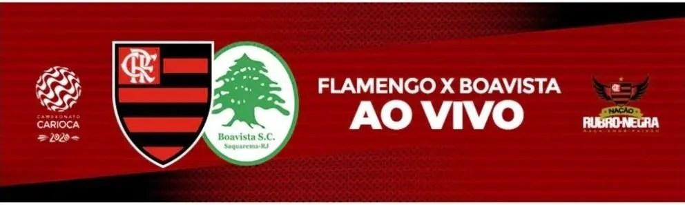 Com antecedência, Fla TV cria live de transmissão contra o Boavista e já atinge 15 mil likes