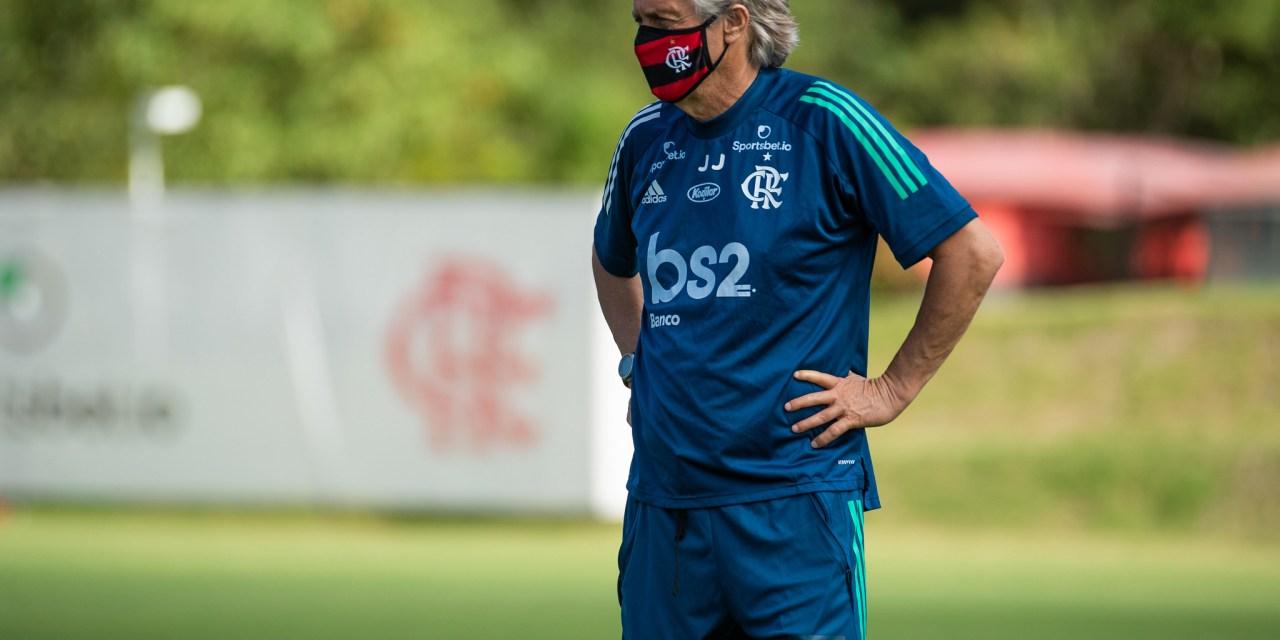 Aproveitamento de Flamengo de Jorge Jesus no Maracanã é próximo de 100%