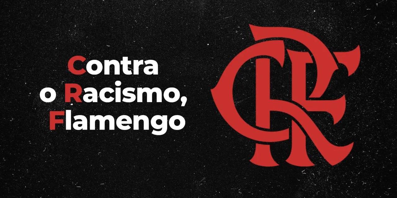 Jogadores do Flamengo apoiam Movimento Antirracista nas redes sociais