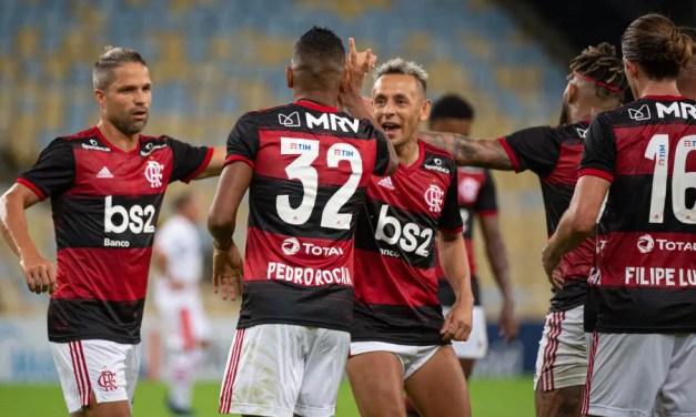 Torcida aposta em 4 milhões de pessoas assistindo Flamengo x Boavista na Fla TV