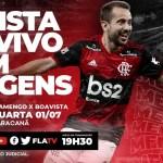 Transmissão na Fla TV estará bloqueada fora do Brasil; embaixadas e consulados do exterior protestam